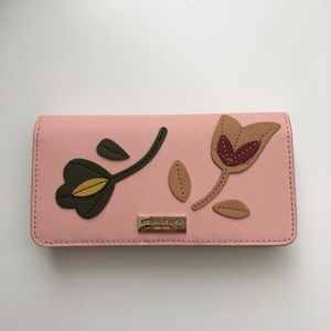 HENRI BENDEL W 57th XL Phone Wallet